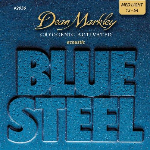 Dean Markley Blue Steel Bronze ML 12-54 Medium Light 2036