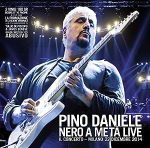 Pino Daniele - Nero A Metà (Live) [2 LP 180 gr]