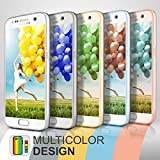 moex Samsung Galaxy S6 Edge | Hülle Silikon Transparent 360 Grad Double Side Cover Dünne Schutzhülle Slim Handyhülle für Samsung Galaxy S6 Edge Case Transparent Silikonhülle TPU Vergleich