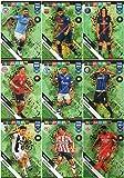 PANINI ADRENALYN XL FIFA 365 2019 Komplettes Set von neun (9) Spielwechselkarten – Power-Up-Karten