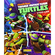 Álbum Cromos Tortugas Ninja