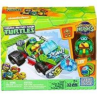 Mega Bloks Teenage Mutant Ninja Turtles, Leo with Car (dmw43)