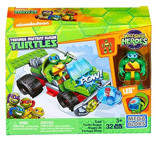 Mega Bloks - Tortugas Ninja Mutantes Adolescentes