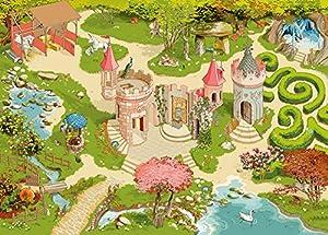 Papo- Enchanted World playmat Figura, Multicolor (60504)
