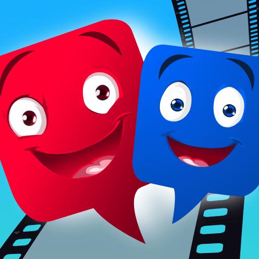 SKIT! Kids - Erstellen von Animationen, Freundschaft Schließen (Air Messenger)