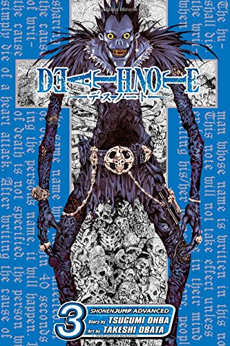 DEATH NOTE GN VOL 03 (CURR PTG) (C: 1-0-0): v. 3