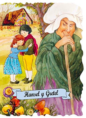 Hansel y Gretel (Troquelados clásicos) por Wilhelm i Jacob Grimm