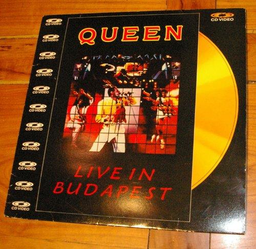 Queen live in Budapest (Queen-live In Budapest)