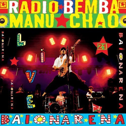 Baionarena by Manu Chao