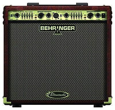 Behringer ACX450 Ultracoustic 45W 2 Channel Acoustic Instrument Amplifier