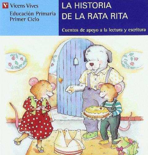La Historia de La Rata Rita: 6 (Serie Azul / Blue Series) por Ana Fernandez Buuel, Carmen Rodriguez Jordana