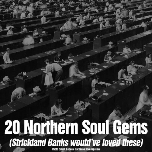 20 Northern Soul Gems (Strickl...