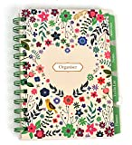 A5 Business Daily Planner, Todo, Diary, Organiser, Schedule Wirebound Notebook
