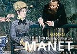 Postkartenbuch Édouard Manet