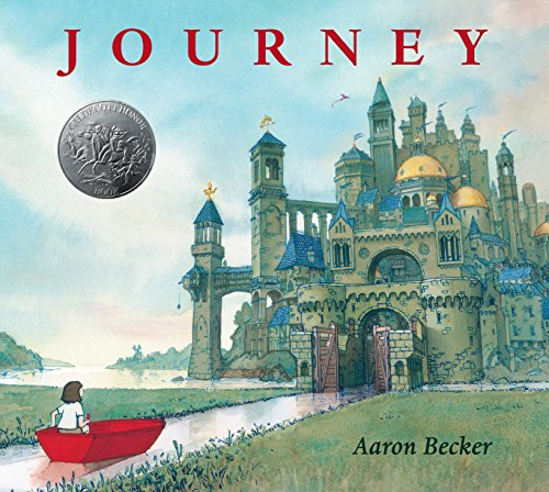 Journey (Aaron Becker's Wordless Trilogy) por Aaron Becker