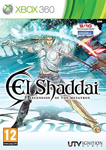 El Shaddai : ascension of the Metatron [Importación francesa]