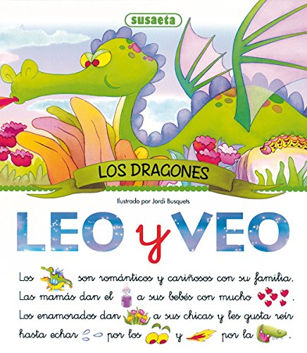 Los dragones (leo y veo...) por Equipo Susaeta