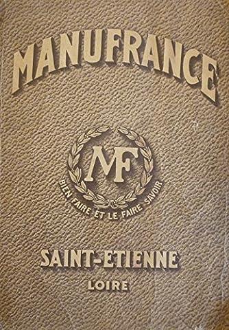 Catalogue Manufrance 1962 - Catalogue de Manufrance - Saint-Etienne - Loire
