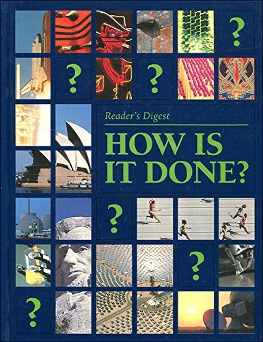 How is it Done? por Reader's Digest