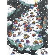 Calendrier de l'Avent de Beer  Noël de Plume au Pôle Nord