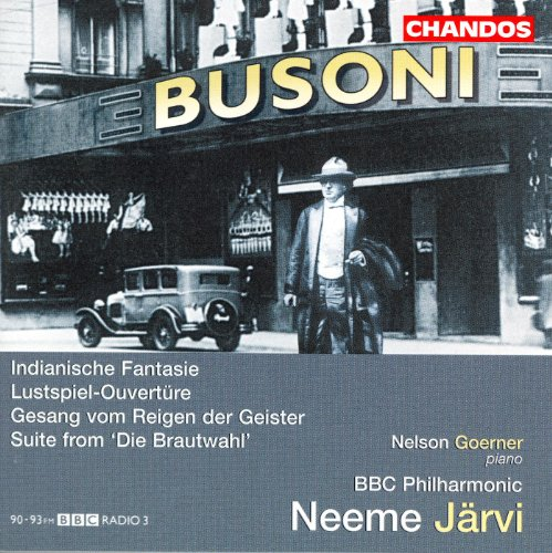 Busoni: Orchestral Works, Vol. 2