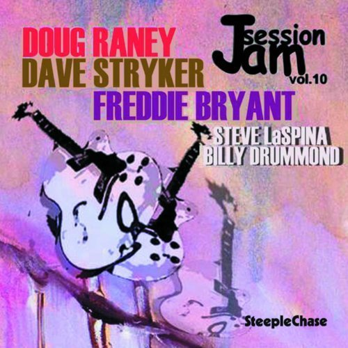 Jam Session Vol. 10 by Doug Raney