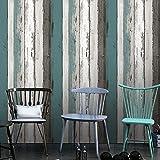 Deko Holz Panel Muster Kontakt Papier Selbstklebende Regal rutschsicher schälen und Stick Tapete für, Küche Schrank zinntheken Böden Craft Projekte 61 x 300 cm