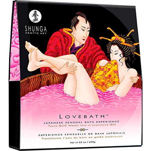 SHUNGA LOVEBATH DRAGON FRUIT