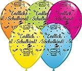 Luftballons Endlich