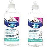 Milton Sensitive babyflaska teats tvätt vätska 2 x 500 ml