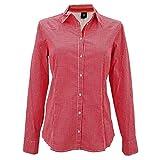 BOGNER JEANS Bluse Carrie, Farbe:Rot, Größe:40