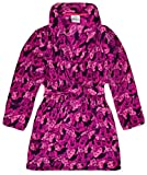 Disney - Robe de chambre - Peignoir - Manches Longues - Femme Rouge Cerise 4 ans
