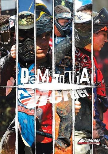 Paintball DVD Derder Dementia -