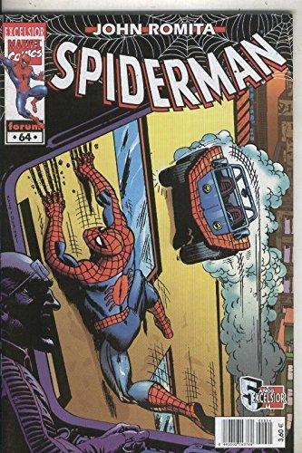 Spiderman de John Romita numero 64