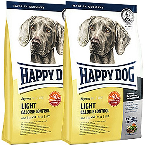 Happy Dog 2 x 12,5 kg Supreme Fit & Well Light Calorie Control