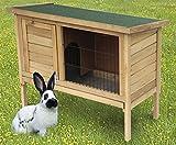 Kaninchenstall, Eugad, einstöckig - 3