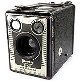 Kodak Brownie Six 20 E Modèle Vintage années 50 's Art Deco Boîte de appareil...