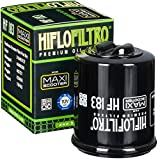 3x Filtro de aceite Piaggio X8 125 04-07 Hiflo HF183