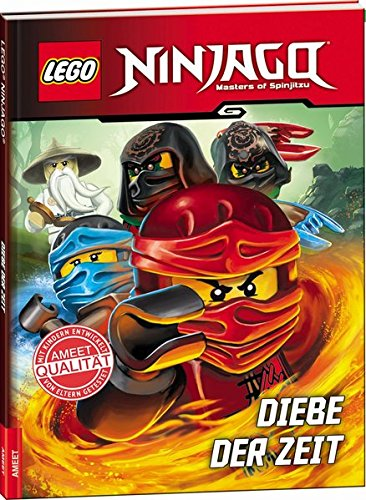 LEGO® NINJAGO® Diebe der Zeit -