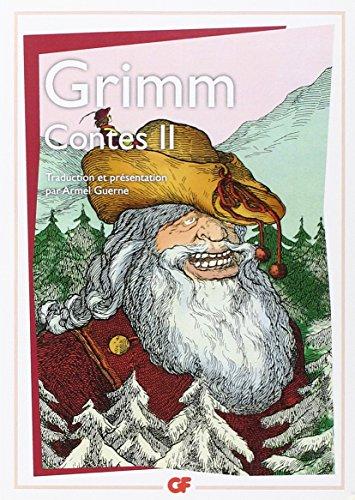 Les contes : Tome 2 par Jakob et Wilhelm Grimm