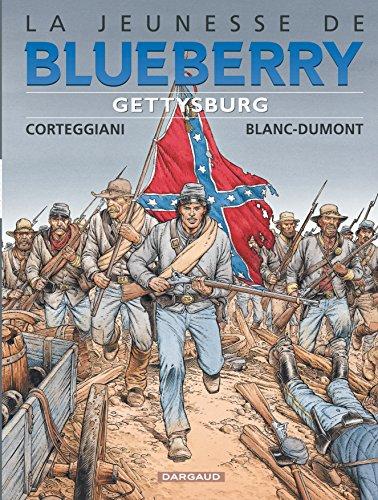 La jeunesse de Blueberry, tome 20 : Gettysburg