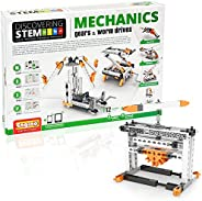 Engino ??iscovering Stem Mechanics Gears & Worm Drives Building Kit by En