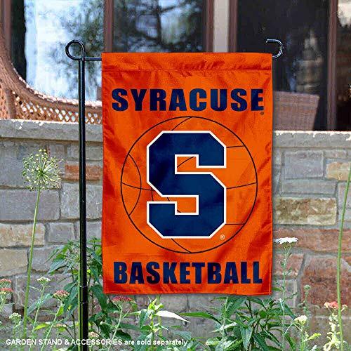 College Flaggen und Banner CO. Syracuse Orange Basketball Garten Flagge Syracuse University Basketball