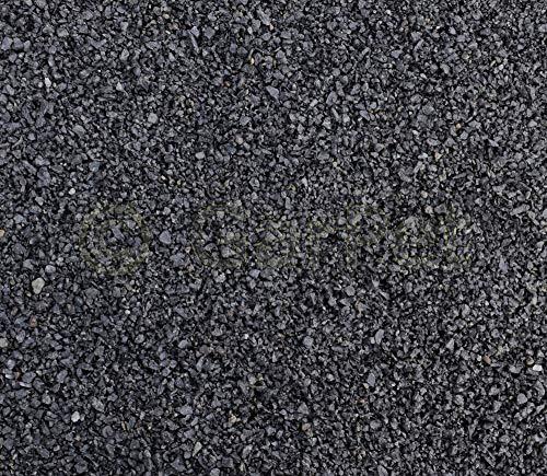 Natur Kies Basalt Bodengrund Zierkies Garten Aquarium Sand 2-3 mm