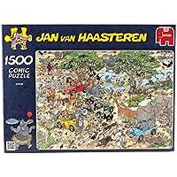 Jan van Haasteren -  Safari Jigsaw Puzzle (1500 Pieces)