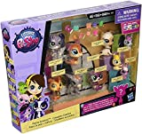 Littlest Pet Shop Toy - Playtime Adventures Playset - 9 Figure Toys Pack