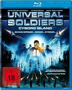 Universal Soldiers - Cyborg Islands [Blu-ray]
