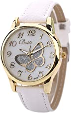 Rrimin 6 colors Fashion PU leather Watch Women Dress Elegant Watch