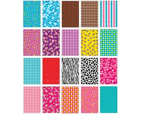 bunte-fujifilm-instax-wide-210-300-200-filme-dekor-aufkleber-rahmen-diy-foto-dekorative-dekoraufkleb