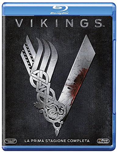 Vikings [Blu-ray] [IT Import]